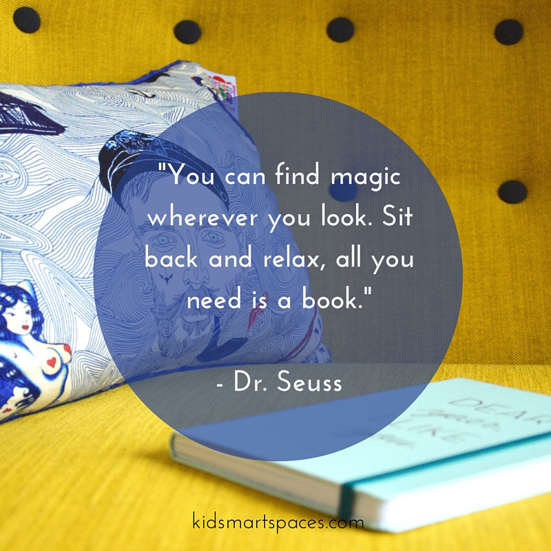 8 Quotes That Totally Get Summer Reading Kid Smart Spaces Books