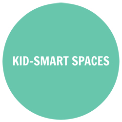 Kid-Smart Spaces Books