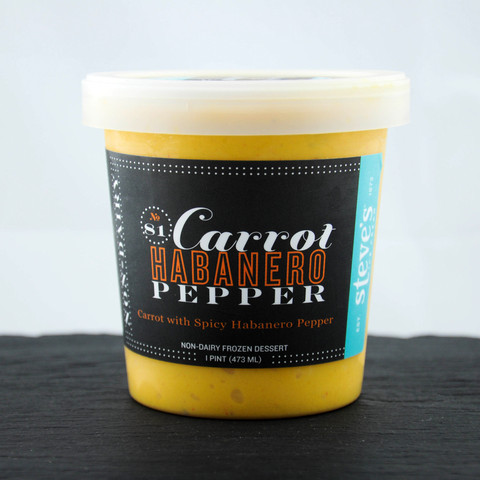 Source:  http://shop.stevesicecream.com/products/carrot-habanero-pepper