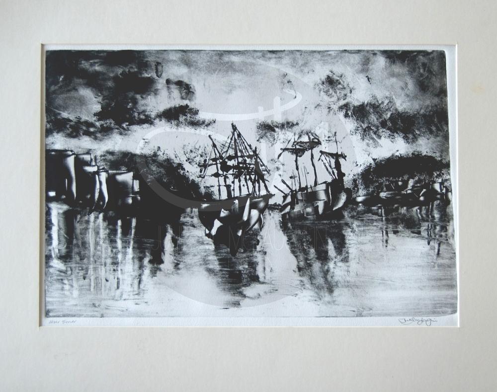 'After Turner II'   2010