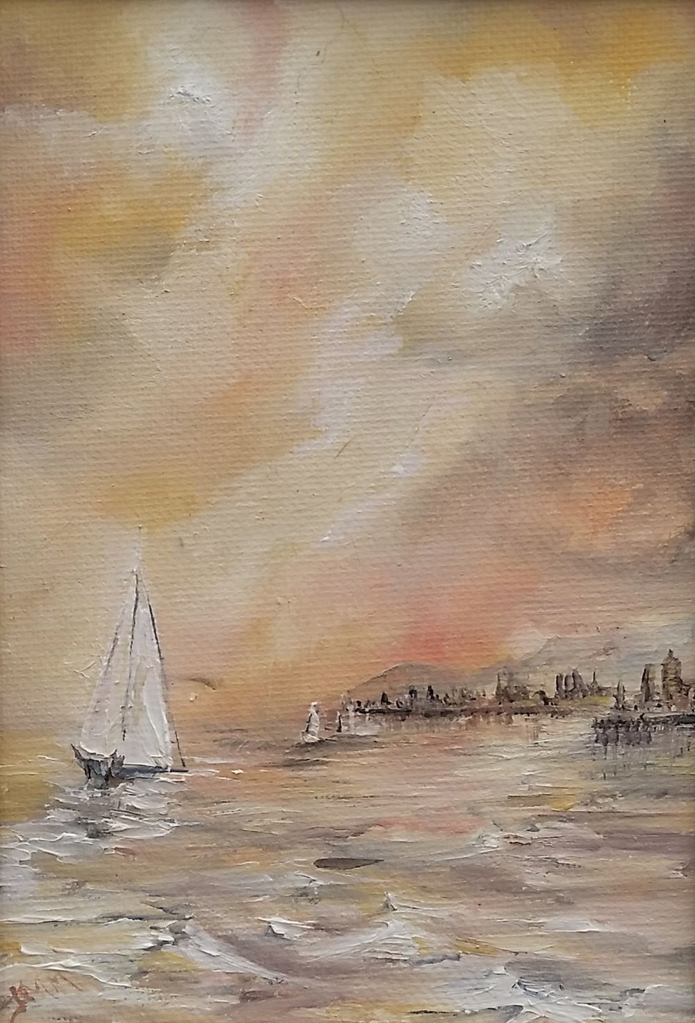 """Port Philip Bay 