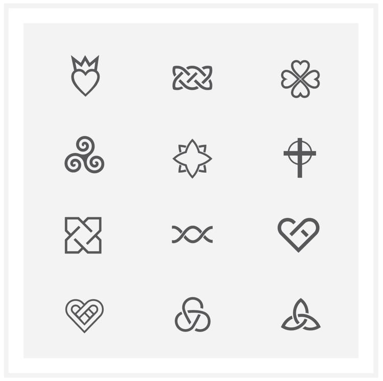 Celtic Symbol Design Raynal Reyes