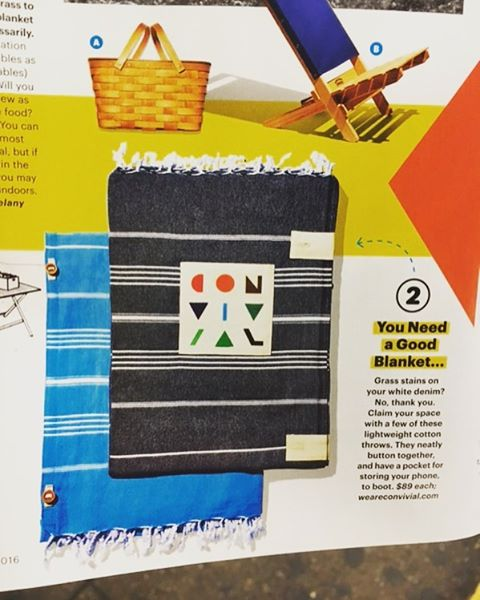 @bonappetitmag thinks you need a good blanket. We agree 🙌🏼