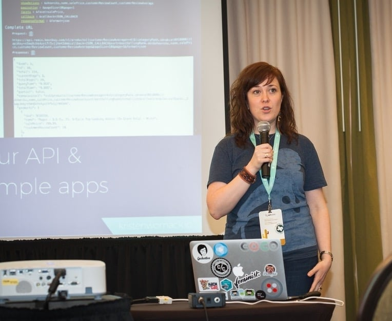 Speaking at #APIStrat