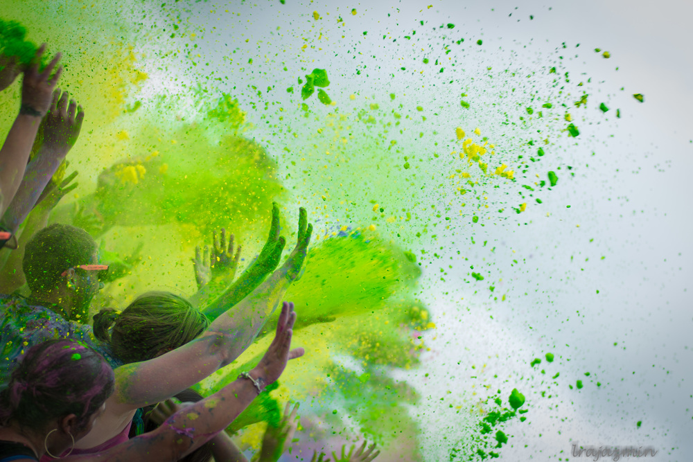 Color Vibe, Raleigh, NC