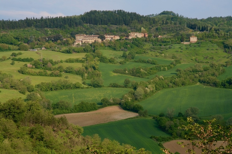 Bella Tuscany. We are lucky enough to have friends that live outside Florence.