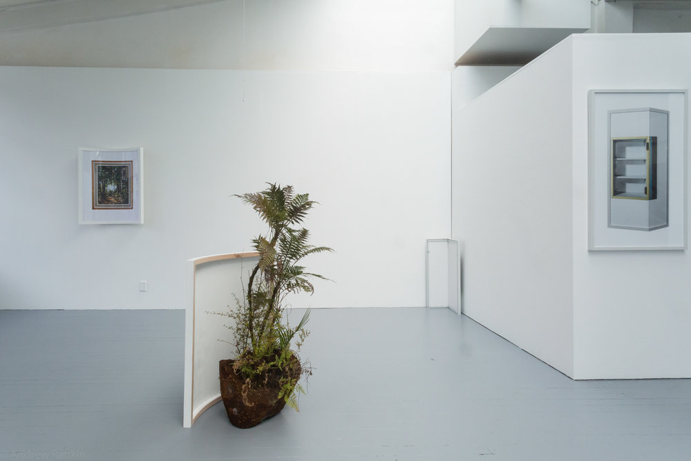 Installation view, Elam school of fine arts, 2016.