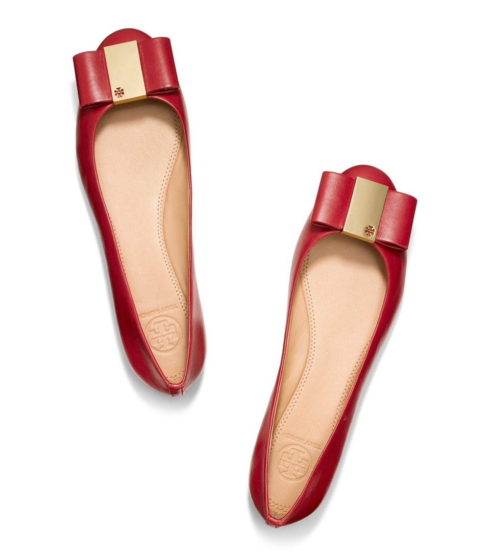 chase ballet flat in new kir royal