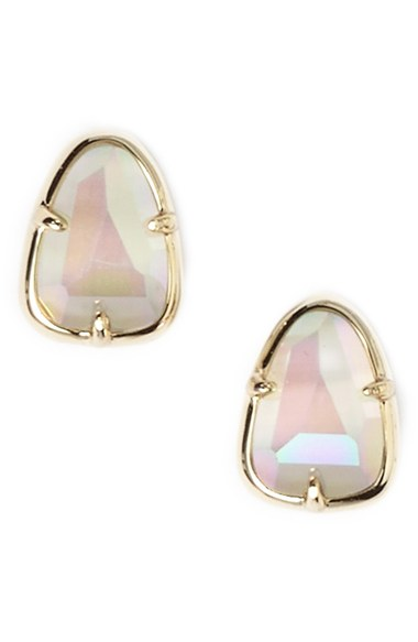 Kendra Scott 'Hazel' Stone Stud Earrings