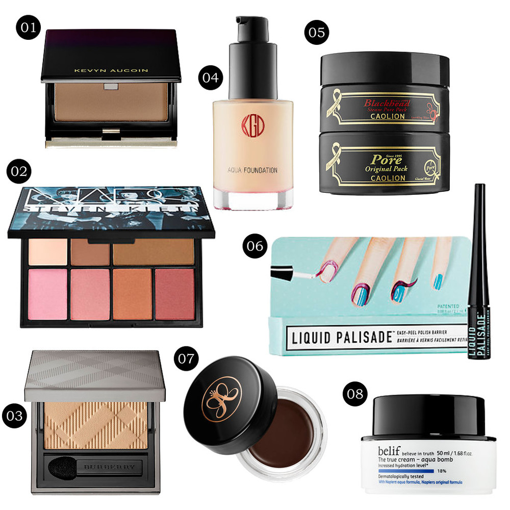 sephora VIB rouge and VIB sale event (fall 2015) -- jannadoan.com