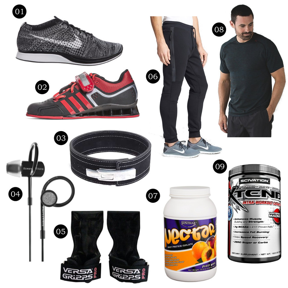 for the guys -- athletic gear -- jannadoan.com