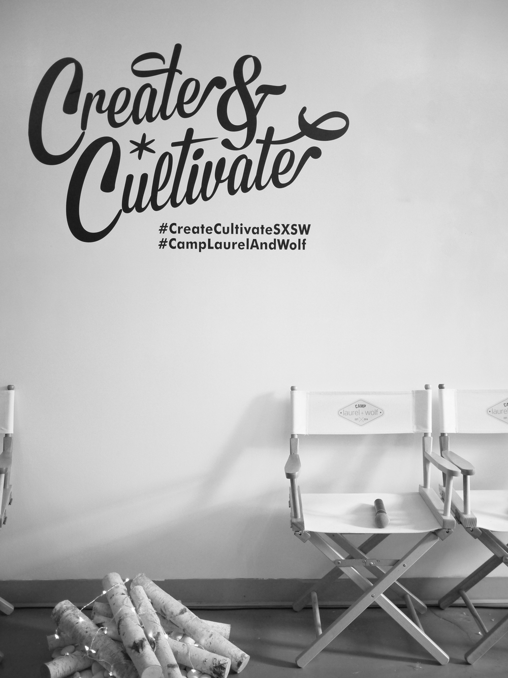 create & cultivate x laurel & wolf SXSW pop-up -- jannadoan.com