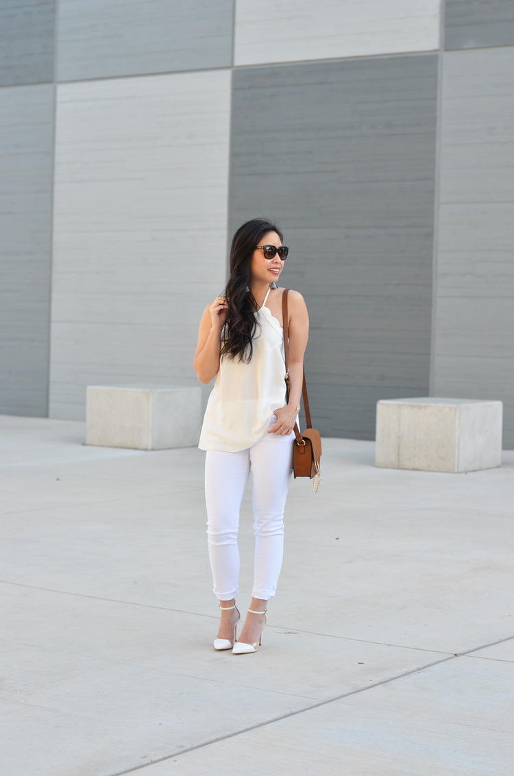 18bba0859003 the scalloped top and white jeans -- jannadoan.com