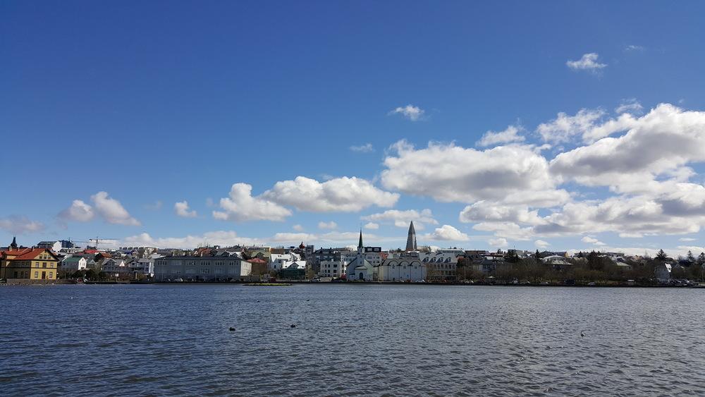 Hello Reykjavik, Iceland!