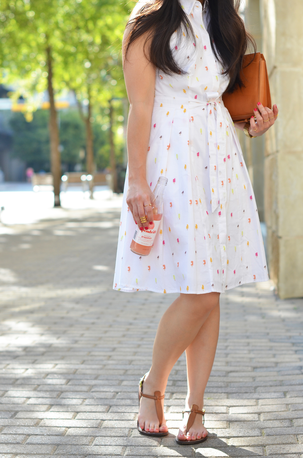 the popsicle shirtdress -- jannadoan.com