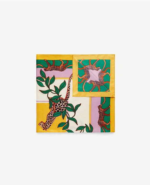 Ann Taylor prowl mini scarf in rose amethyst
