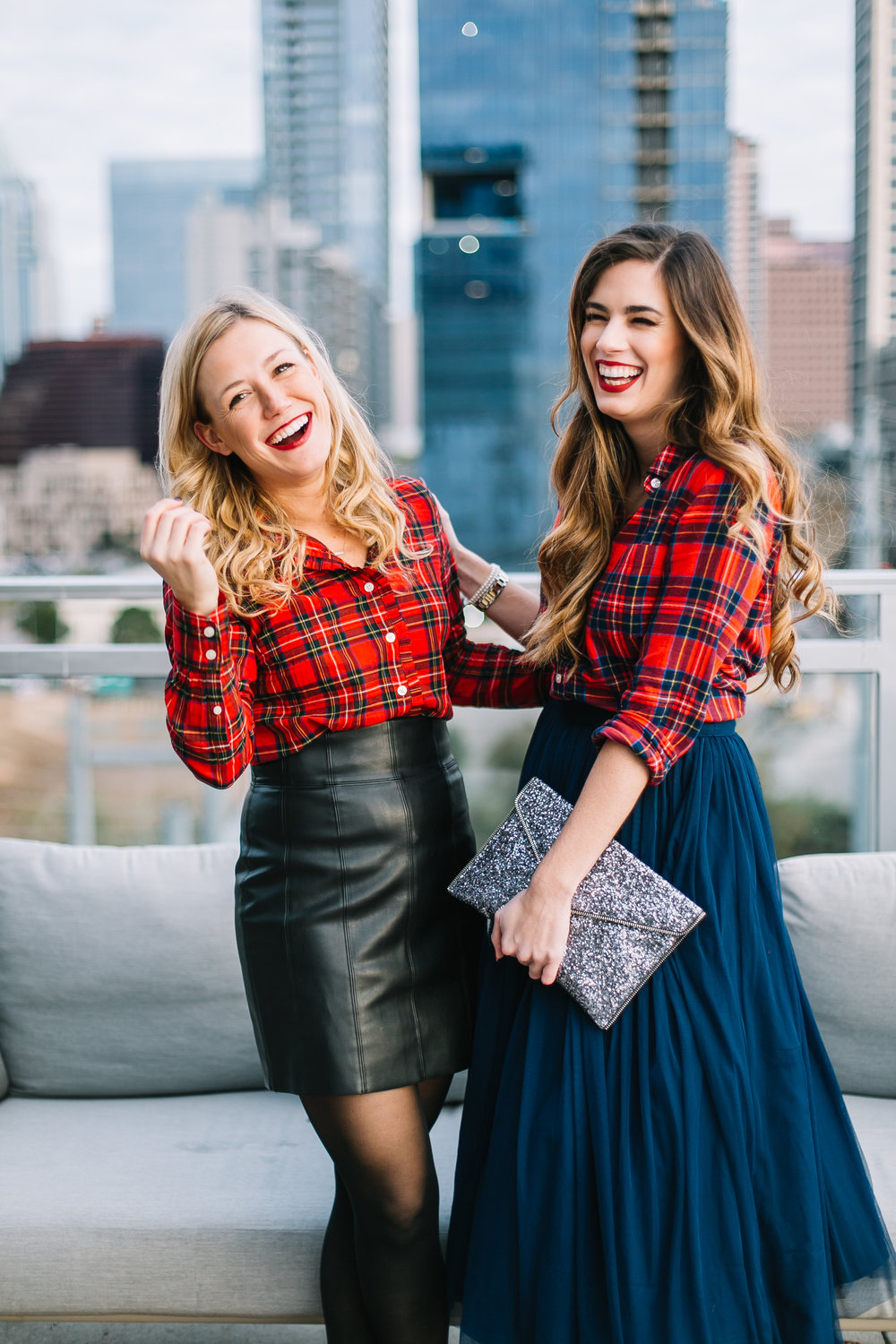 mad for plaid.  @theautumngirl_  //  @byhilaryrose