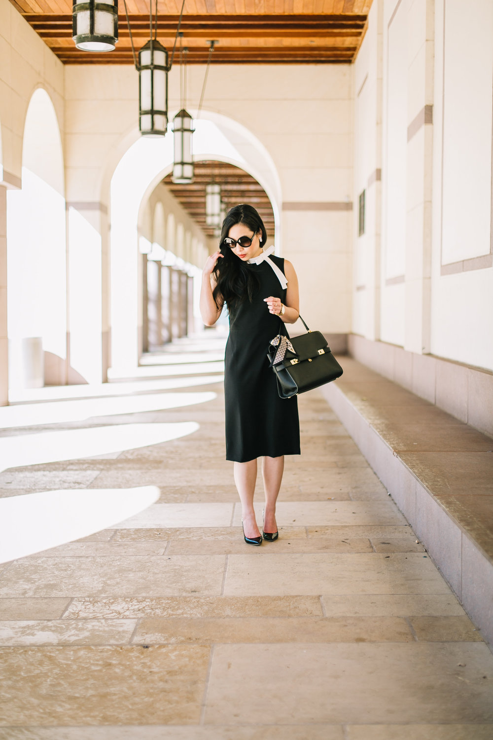 day to night in a LBD with Maggy London -- jannadoan.com