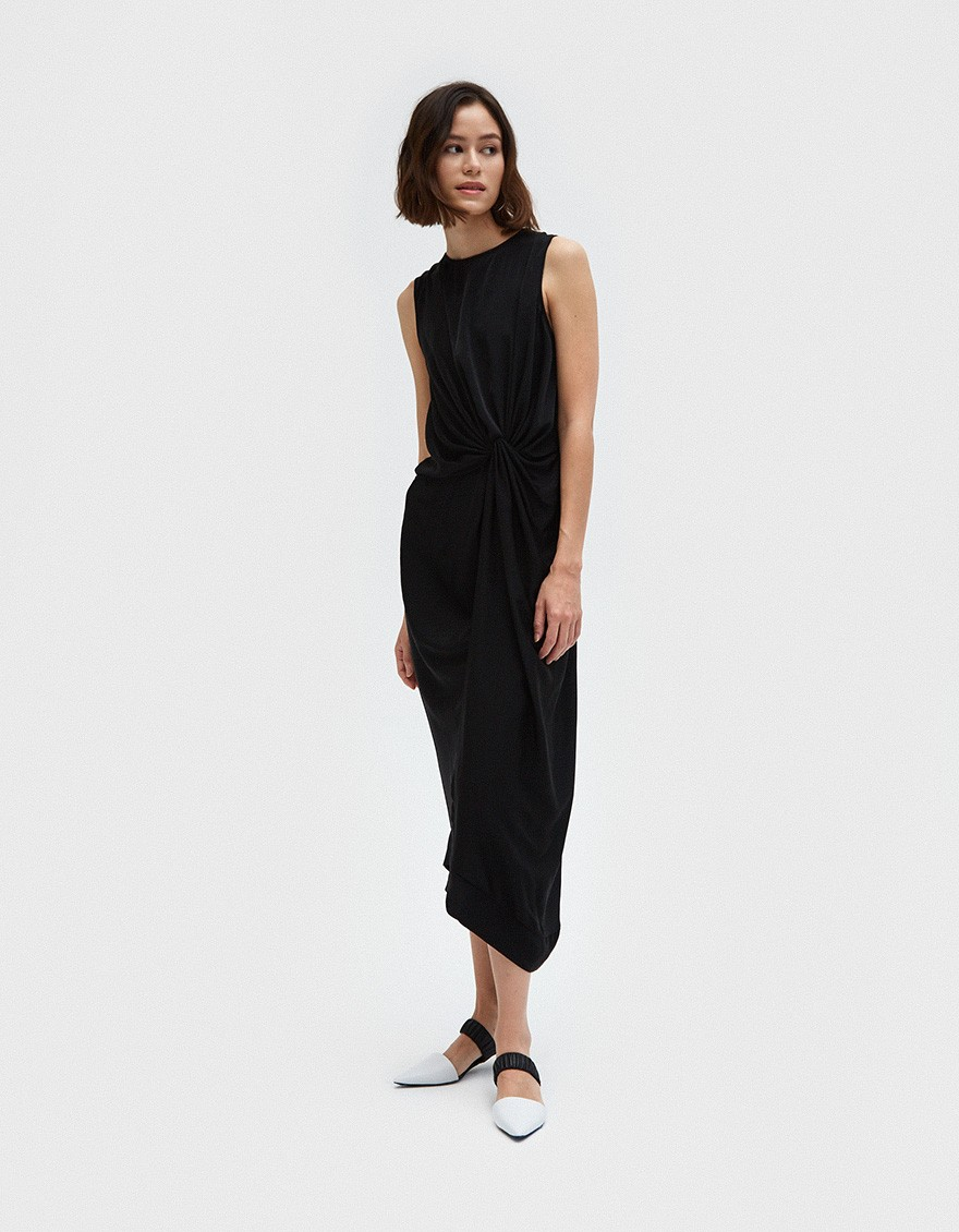 Need Supply stelen nerona dress in black