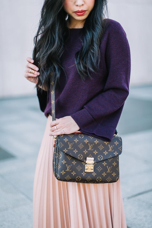 blush & burgundy -- jannadoan.com