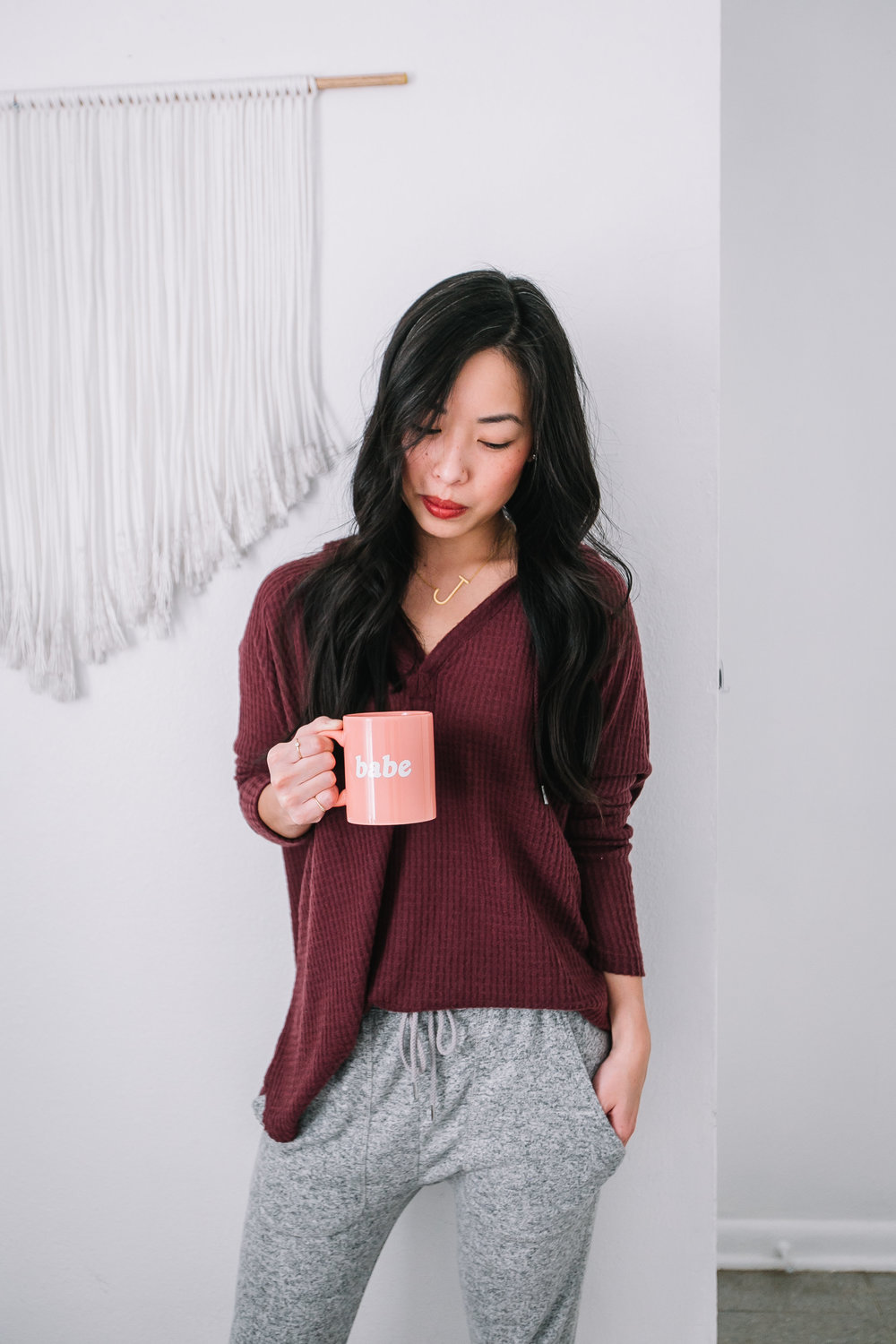 dating tips & galentine's day in loungewear