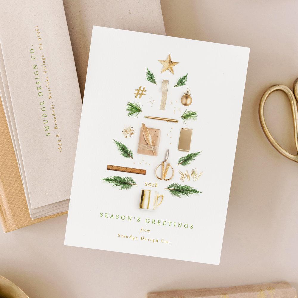 seasonal supply tree