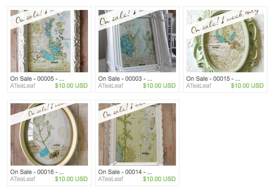 View Holiday Sale by ATeaLeaf on Etsy