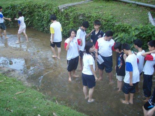 SMK Jalan Damai students