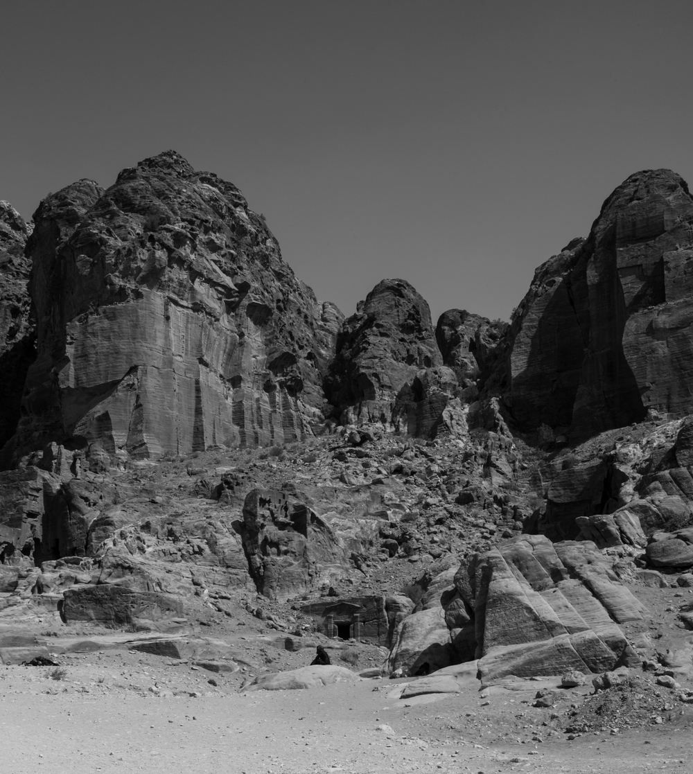 At Home in Petra