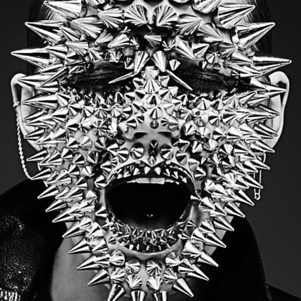 felixinclusis :      rankinphoto : Make up by Andrew Gallimore . Check out my new book   Andrew Gallimore by  Rankin