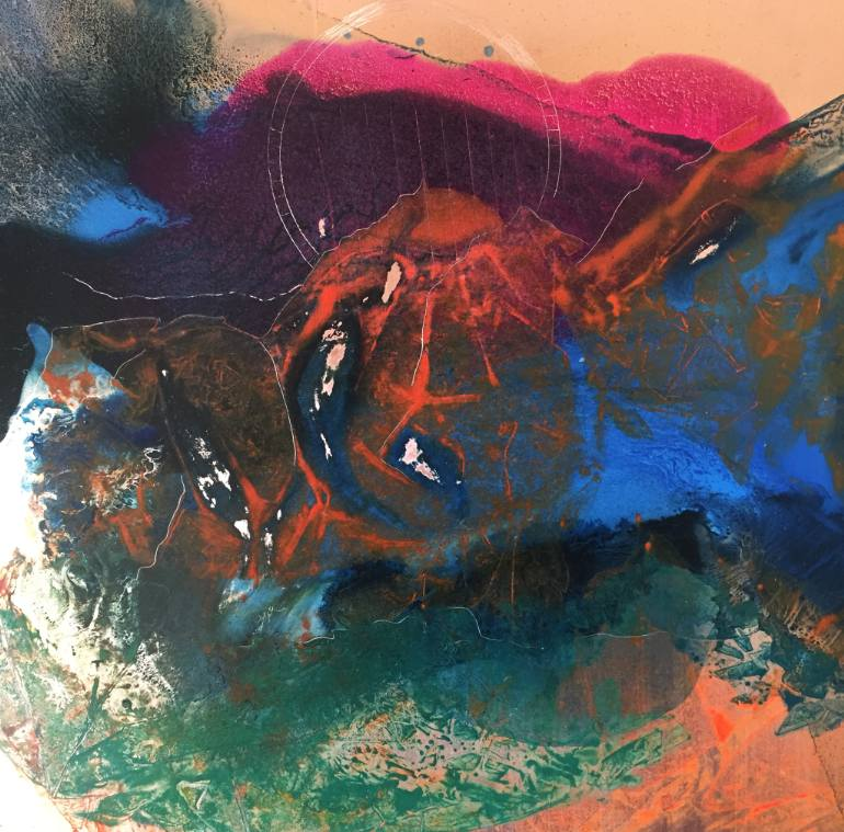 saatchiart :     Artist of the Day | Ingrid Shults  See more of her works