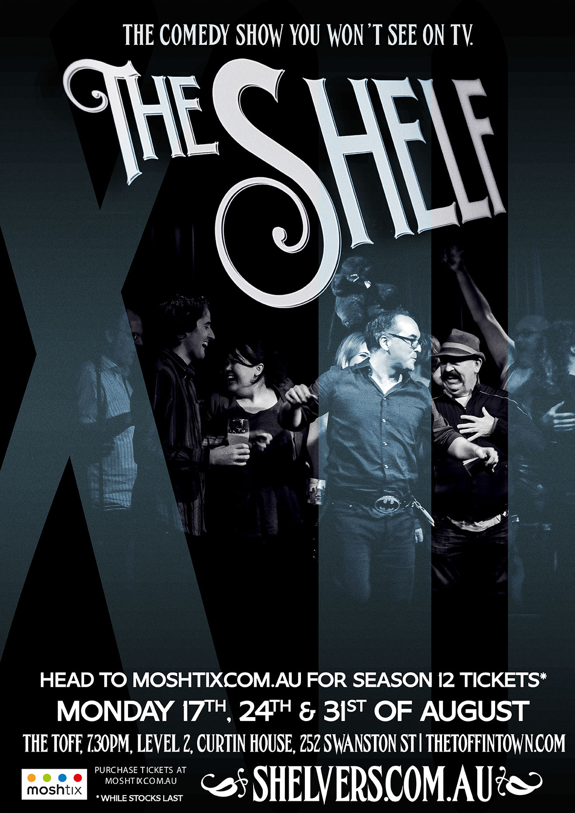 The Shelf, Season 12 poster.