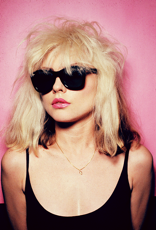 Debbie Harry photographed by  Jimmy DeSana , 1977 ( via )