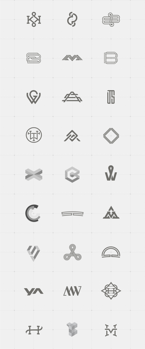 weandthecolor :     Logos by Jonas Söder   this is a great collection of monograms and logotypes created byfreelance graphic designer Jonas Söder.    Check out more information about the graphic designer here.    Find WATC on:   Facebook  I  Twitter  I  Google+  I  Pinterest  I  Flipboard  I  Instagram