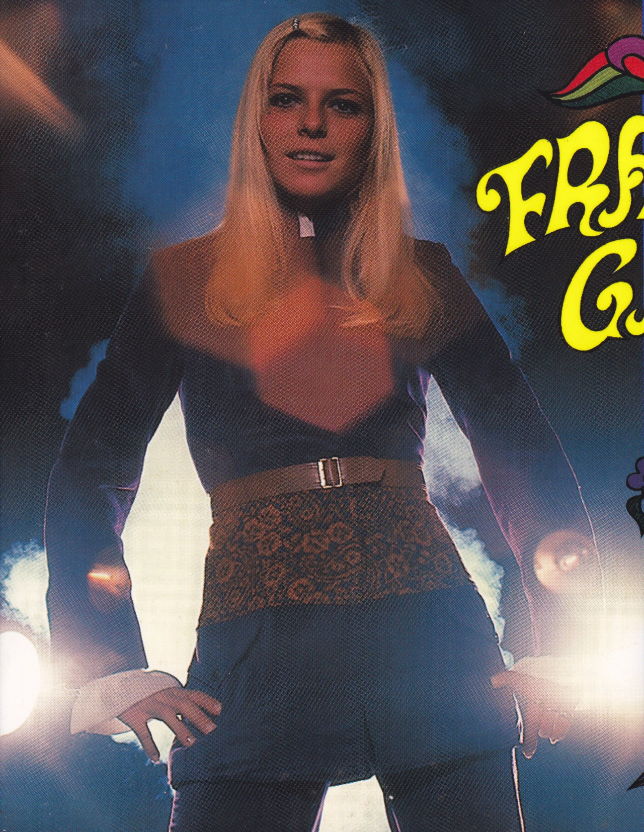 theswinginsixties :     France Gall, 1968