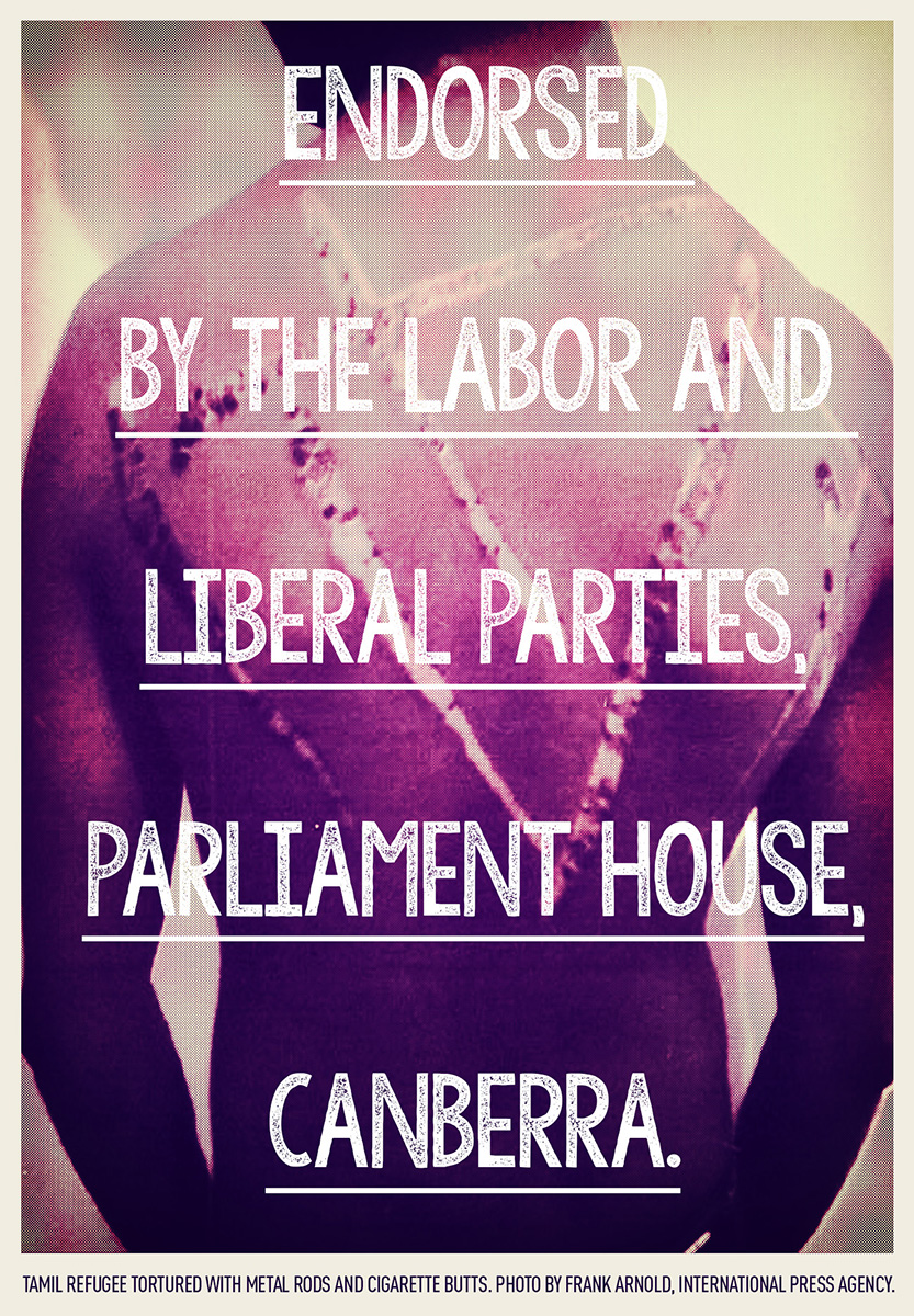 Endorsed by the Labor & Liberal Parties, Parliament House, Canberra. @independentaus