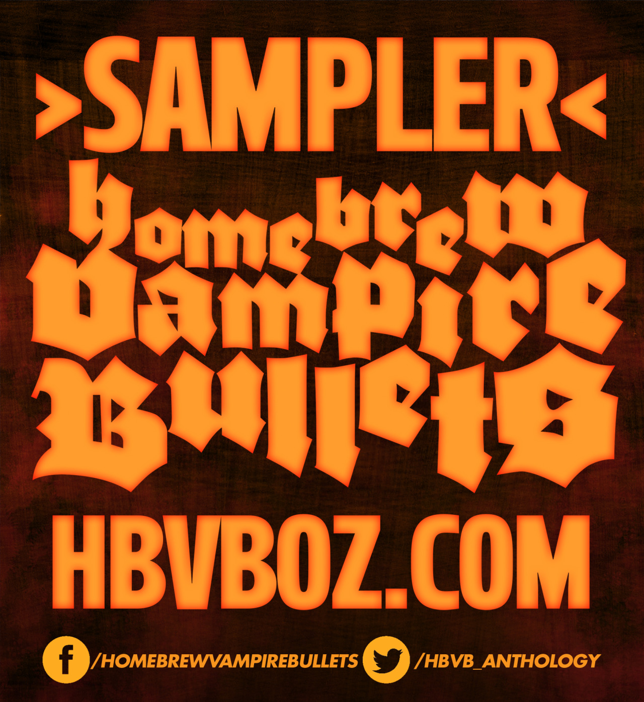 hbvbanthology :     Alright, you bounders- to kick off your long weekend pagan festival, we've knocked together a tasty twenty page sampler of the delights you'll find packed inside the behemoth that is TWO.   Hit the WeTransfer link (live for TEN days only) for all the preview goodies:    http://we.tl/iy9sxW2OxP    And once that's convinced you to get on board, direct your browsers to your preferred point of media purchase and grab your copy for your reading delectation!   Get TWO via Blurb, POD (with digital download, discount code TAKE15%):    http://au.blurb.com/b/5191943-home-brew-vampire-bullets-two    Get TWO as a digital download at Scribd:    http://www.scribd.com/doc/215390449/Home-Brew-Vampire-Bullets-TWO