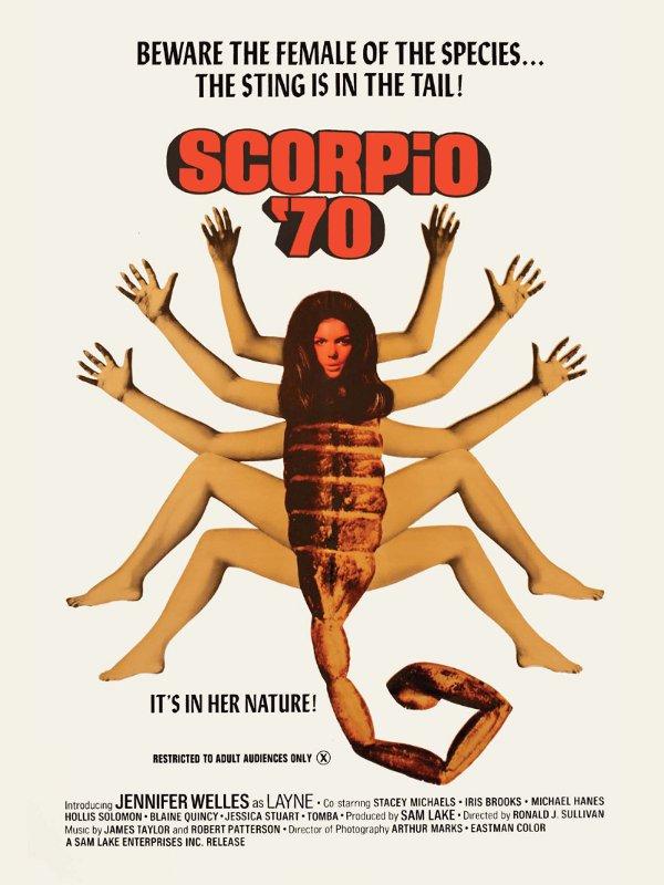 Scorpio '70. #research
