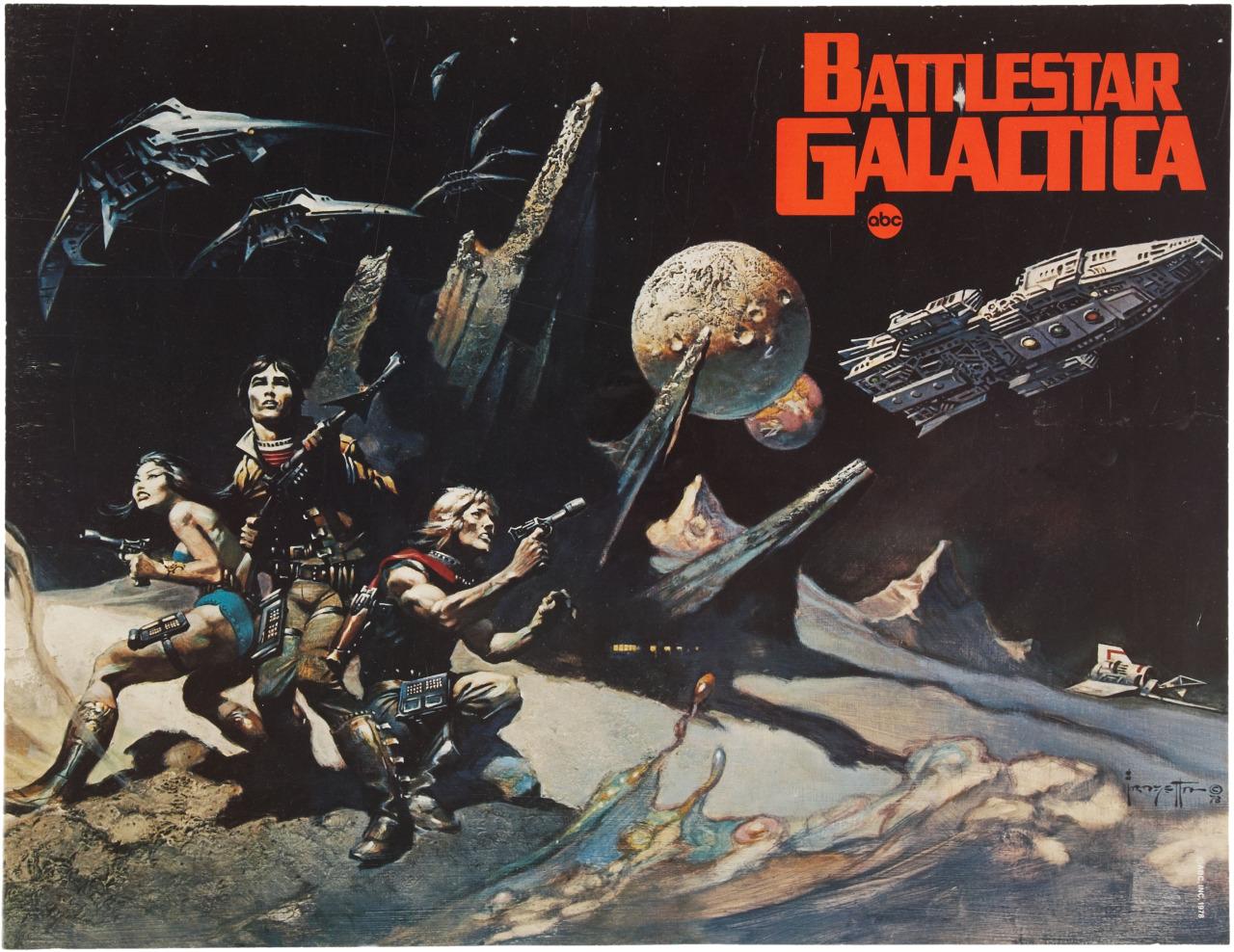 Frank/ Galactica.