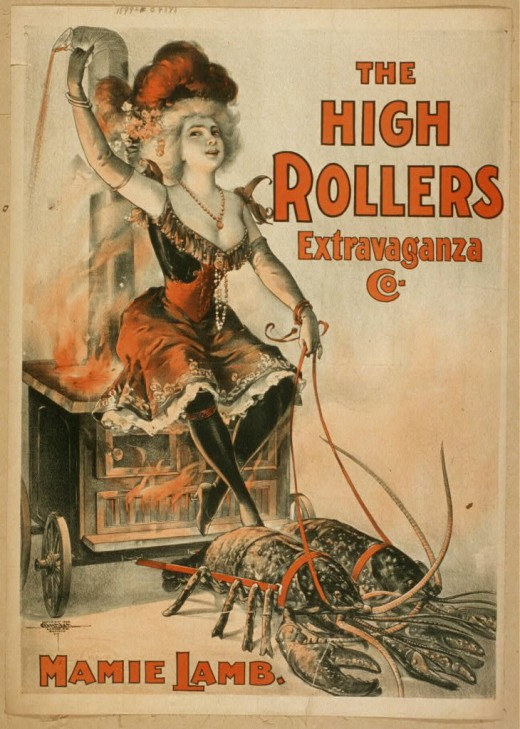 High Rollers Extravaganza  Via  www.retronaut.co