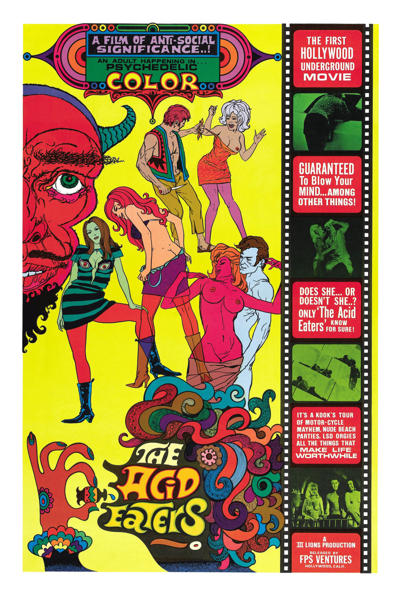 The Acid Eaters #PosterSwoon