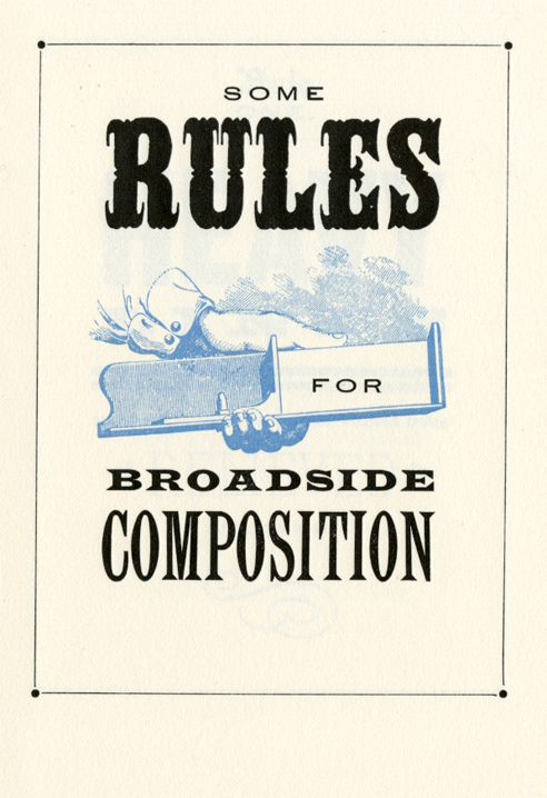 How to typeset a poster.  Via @imprintmag