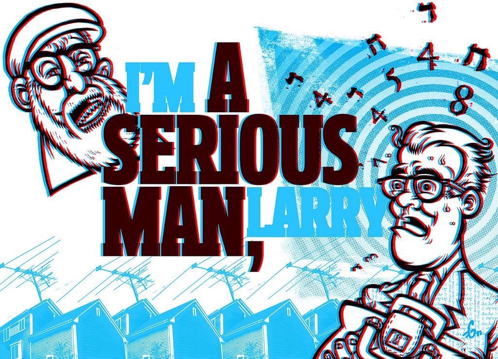 Ozcomics Draw Off 11: Coen Bros Films