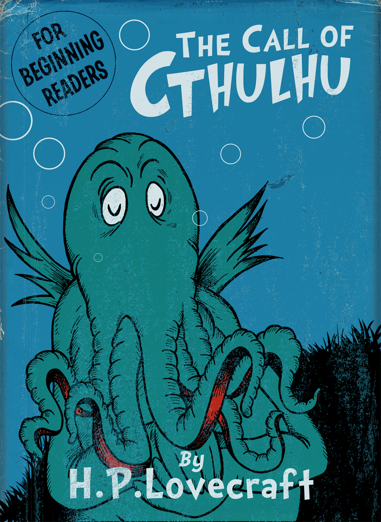 Dr. Seuss' 'Call of Cthulhu'