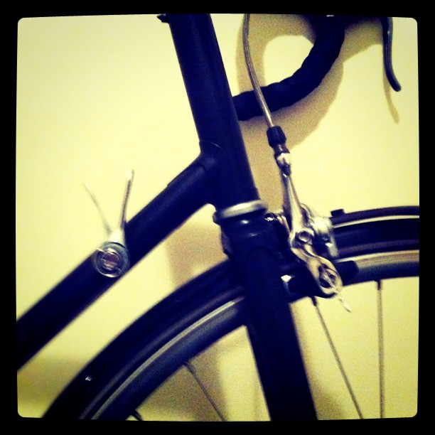 New Ride III (Taken with  instagram )