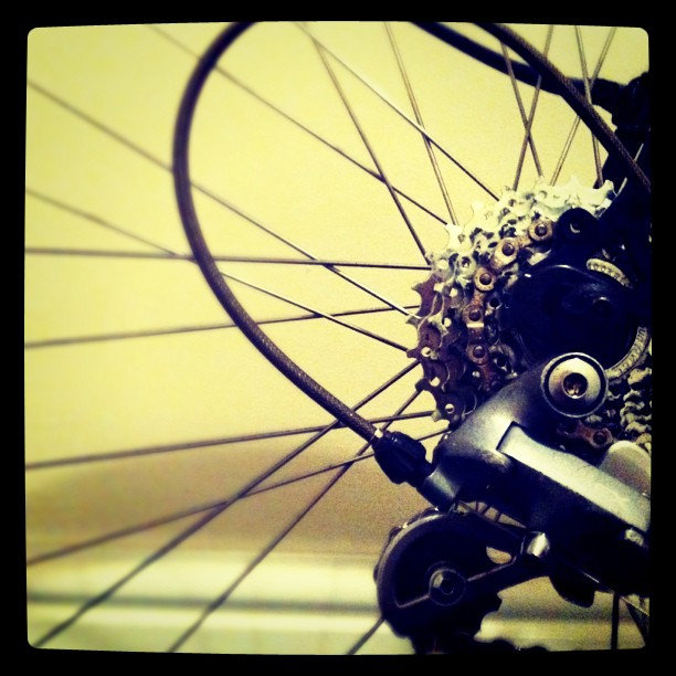 New Ride II (Taken with  instagram )