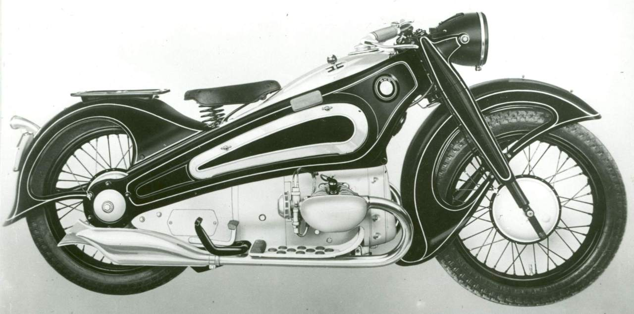 BMW R7 Prototype  #designswoon