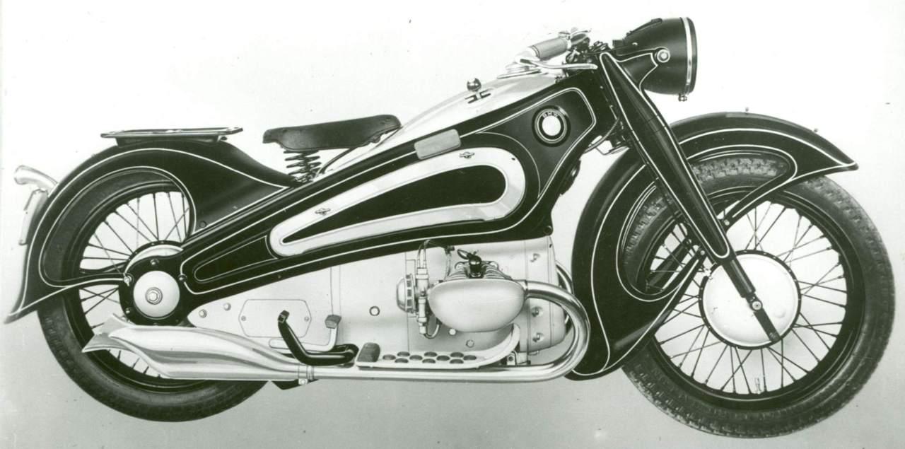 BMW R7 Prototype  #designswoon