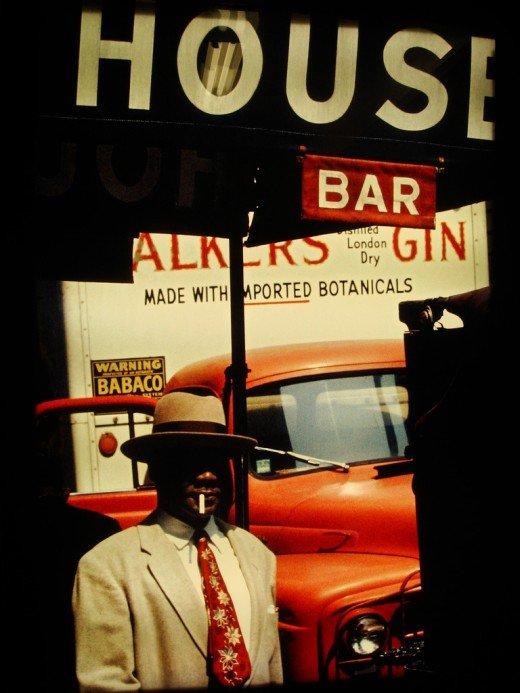 Saul Leiter's New York   Vintage Everyday