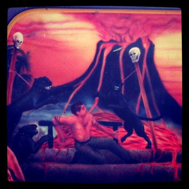 Sandman Art II (Taken with  instagram )